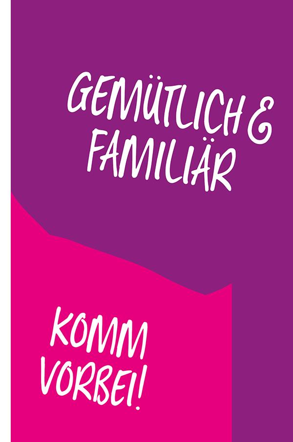 Gemütlich & Familiär
